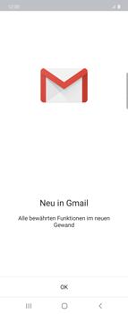 Samsung Galaxy Z flip - E-Mail - Manuelle Konfiguration - Schritt 5