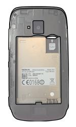 Nokia Lumia 610 - SIM-Karte - Einlegen - Schritt 4