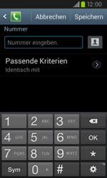 Samsung I9105P Galaxy S2 Plus - Anrufe - Anrufe blockieren - Schritt 9