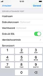 Apple iphone-se-met-ios-12-model-a1723 - E-mail - Handmatig instellen - Stap 20
