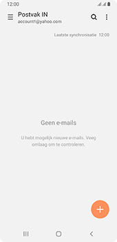 Samsung galaxy-a8-2018-sm-a530f-android-pie - E-mail - 032b. Email wizard - Yahoo - Stap 6