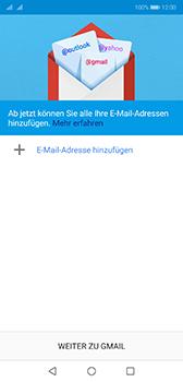 Huawei P20 - Android Pie - E-Mail - Konto einrichten (gmail) - Schritt 5