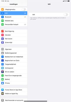 Apple iPad Pro 11 inch 2nd generation (2020) (Model A2230) - WiFi - Handmatig instellen - Stap 4