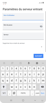 Samsung Galaxy A71 - E-mails - Ajouter ou modifier un compte e-mail - Étape 16