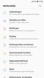 Samsung Galaxy S7 - Android Nougat - wifi - handmatig instellen - stap 4