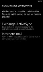 Nokia Lumia 520 - E-mail - e-mail instellen: IMAP (aanbevolen) - Stap 9