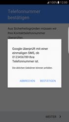 Samsung Galaxy S7 Edge - Apps - Einrichten des App Stores - Schritt 8
