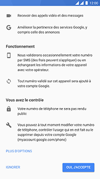OnePlus 3 - Android Oreo - Applications - Créer un compte - Étape 13