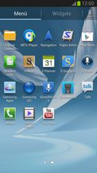 Samsung Galaxy Note II - Apps - Installieren von Apps - Schritt 3