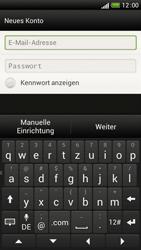 HTC One S - E-Mail - Manuelle Konfiguration - Schritt 7