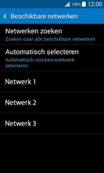 Samsung Trend 2 Lite (G318H) - Netwerk - Handmatig netwerk selecteren - Stap 11
