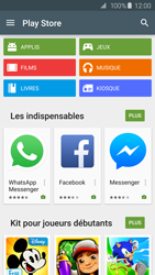 Samsung Galaxy S6 Edge - Applications - Comment vérifier les mises à jour des applications - Étape 4