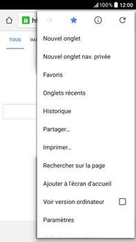 HTC Desire 825 - Internet et connexion - Naviguer sur internet - Étape 14