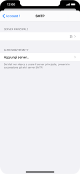 Apple iPhone 11 - E-mail - configurazione manuale - Fase 20