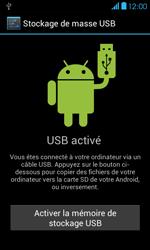 Bouygues Telecom Bs 401 - Internet et connexion - Utiliser le mode modem par USB - Étape 7