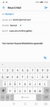 Huawei P20 Lite - E-Mail - E-Mail versenden - 8 / 17
