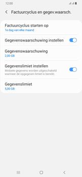 Samsung Galaxy A30 - internet - mobiele data managen - stap 13