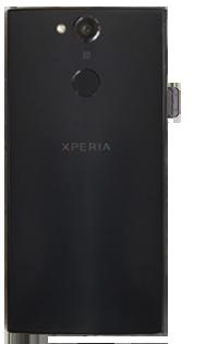 Sony Xperia XA2 - SIM-Karte - Einlegen - 2 / 2