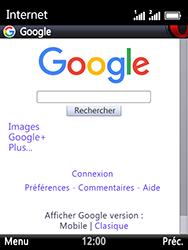 Nokia 3310 - Internet et connexion - Naviguer sur internet - Étape 11