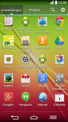 LG D620 G2 mini - E-Mail - Konto einrichten - Schritt 3