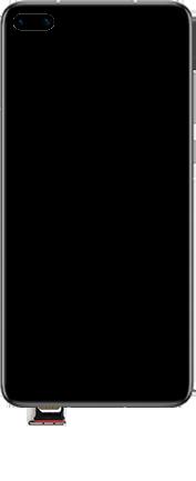 Huawei P40 - Premiers pas - Insérer la carte SIM - Étape 7