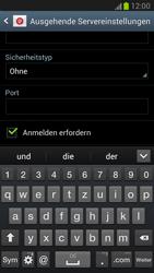 Samsung N7100 Galaxy Note 2 - E-Mail - Konto einrichten - Schritt 10