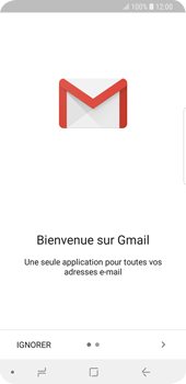 Samsung Galaxy S9 - E-mail - 032a. Email wizard - Gmail - Étape 5