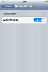 Apple iPhone 4 S - Netwerk - gebruik in het buitenland - Stap 6