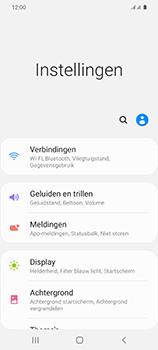 Samsung Galaxy S20 Ultra - netwerk en bereik - gebruik in binnen- en buitenland - stap 4