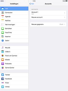 Apple ipad-pro-9-7-inch-met-ios10-model-a1674 - E-mail - Handmatig instellen - Stap 17
