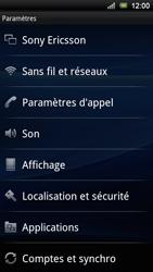 Sony Ericsson Xperia Ray - MMS - configuration manuelle - Étape 5
