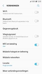 Samsung Galaxy Xcover 4 (SM-G390F) - WiFi - Mobiele hotspot instellen - Stap 5