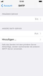 Apple iPhone SE - E-Mail - Konto einrichten - 22 / 30