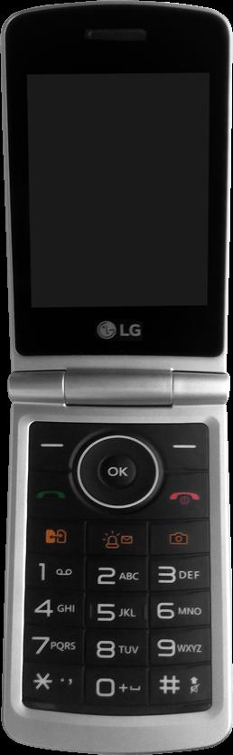 LG G359 - Premiers pas - Découvrir les touches principales - Étape 2