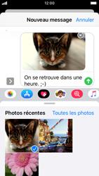 Apple iPhone SE - iOS 13 - MMS - envoi d'images - Étape 14