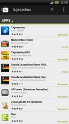 HTC One X - Apps - Herunterladen - 6 / 22