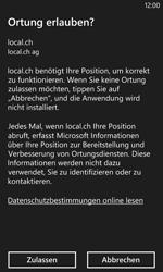 Nokia Lumia 820 / Lumia 920 - Apps - Installieren von Apps - Schritt 9