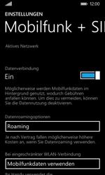 Nokia Lumia 635 - Ausland - Im Ausland surfen – Datenroaming - Schritt 9