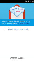 Huawei Ascend Y550 - E-mail - Configuration manuelle (gmail) - Étape 6
