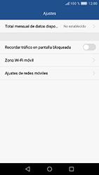 Huawei Y6 (2017) - Internet - Ver uso de datos - Paso 5
