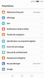 Huawei P10 - Sécuriser votre mobile - Activer le code de verrouillage - Étape 3