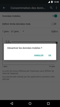 Motorola Nexus 6 - Internet - activer ou désactiver - Étape 6