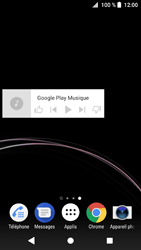 Sony Xperia XZ1 - Prise en main - Installation de widgets et d