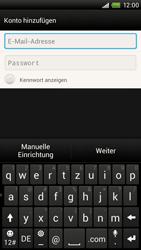HTC One X - E-Mail - Manuelle Konfiguration - Schritt 7