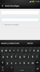 HTC One Mini - E-Mail - Konto einrichten - Schritt 7