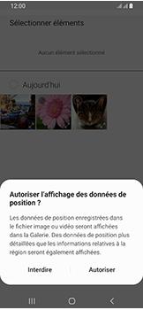 Samsung Galaxy A40 - E-mails - Envoyer un e-mail - Étape 15