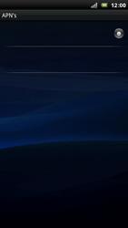 Sony Xperia Arc - Internet - Handmatig instellen - Stap 11