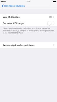 Apple iPhone 7 Plus - Réseau - Changer mode réseau - Étape 5