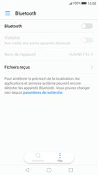 Huawei P10 - Bluetooth - Jumelage d