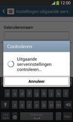 Samsung Galaxy S3 Lite (I8200) - E-mail - e-mail instellen: POP3 - Stap 17